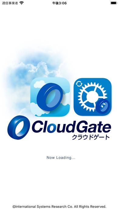 CloudGateのスクリーンショット1