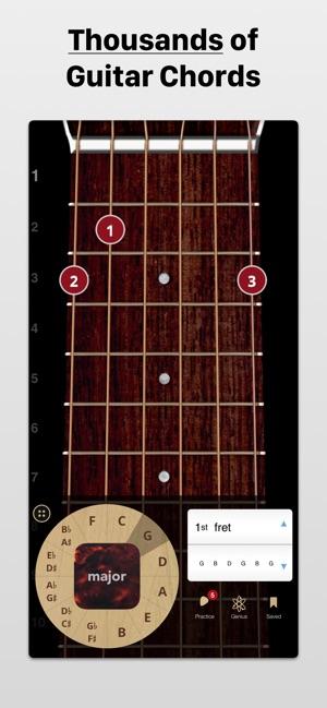ChordBank - Guitar Chord App on the App Store
