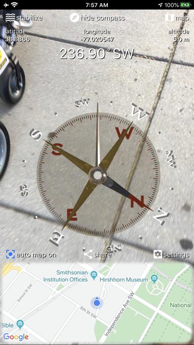 CompassTip screenshot 7