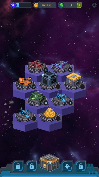 Space Merge Idle 3D screenshot-7