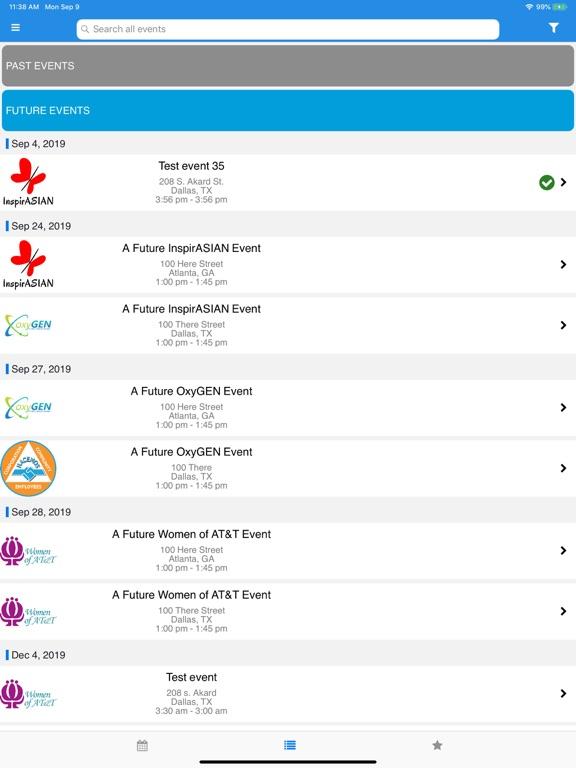 AT&T Engage screenshot 5