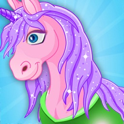 My Pony Dressup Game