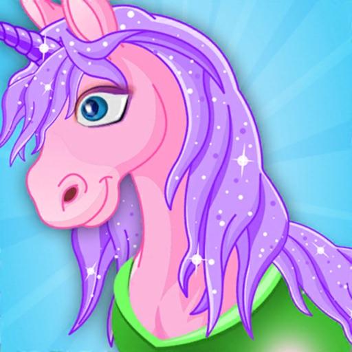 My Pony Dressup Game iOS App