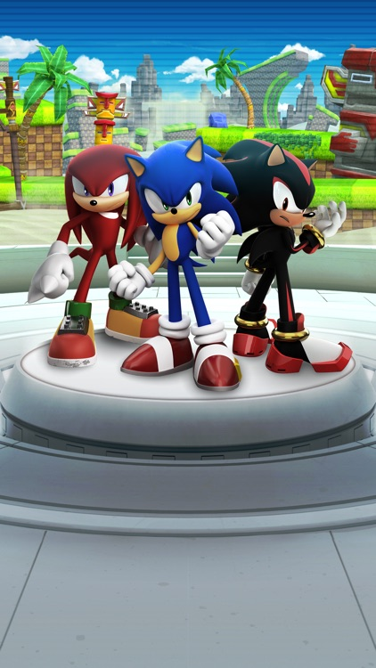 Sonic Forces screenshot-2