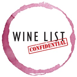 Wine List Confidential App