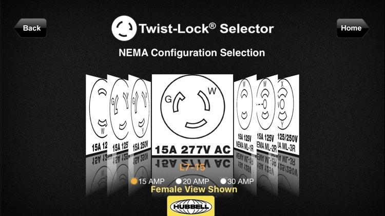 Twist-lock Product Selector screenshot-5