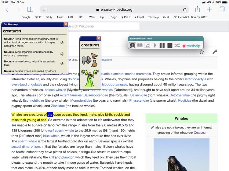 Read&Write for iPad screenshot-7