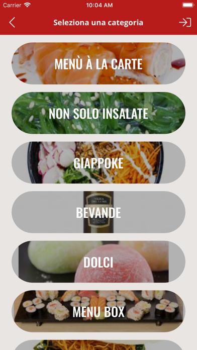Giappo Sushi screenshot 3