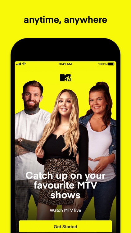 MTV Play: on demand reality tv screenshot-0