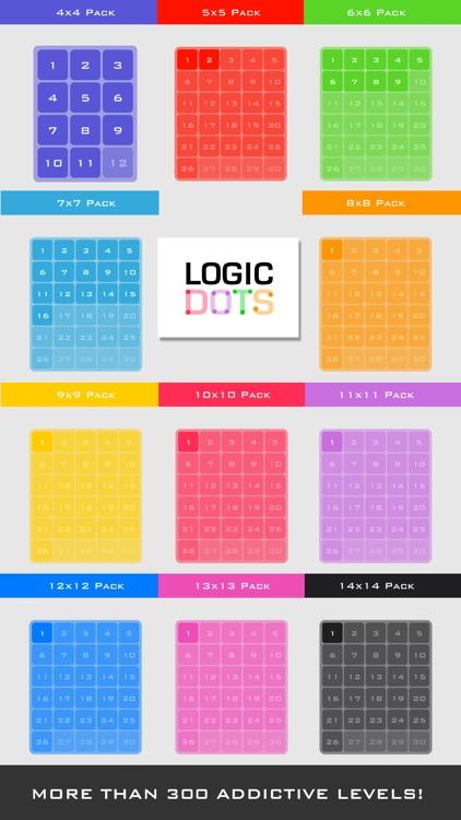 Logic Dots screenshot-4