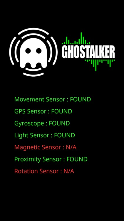 Ghostalker screenshot-0