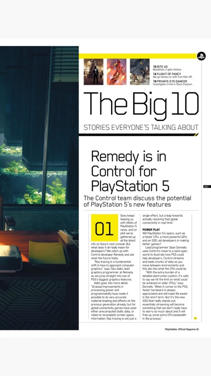 PlayStation Official Magazine screenshot-4