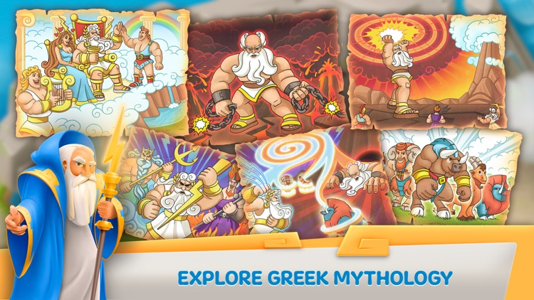 Legends of Olympus: Play, Farm screenshot-4