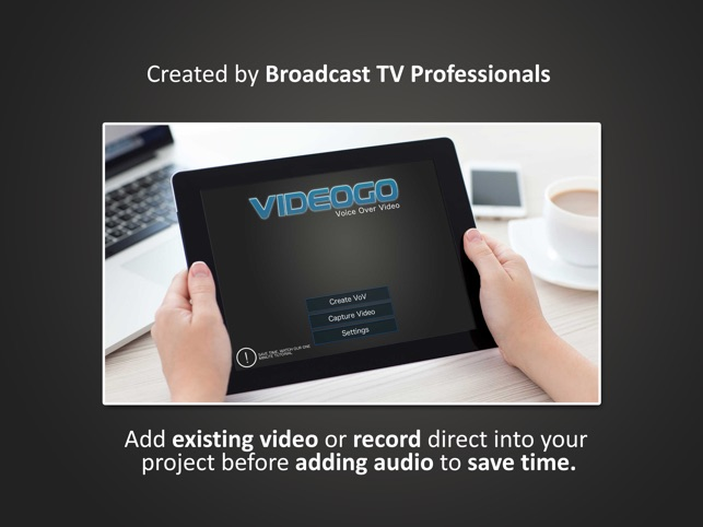 Voice Over Video Lite from VideoGo Ltd Image
