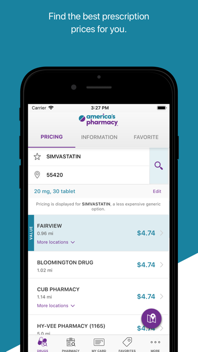 messages.download America's Pharmacy software