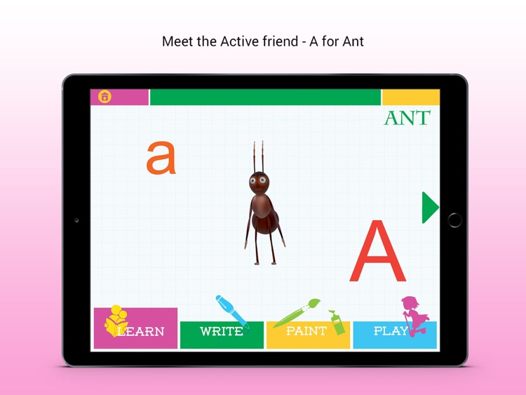Learn Alphabets. screenshot-4
