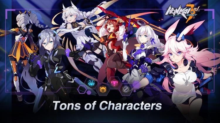 Honkai Impact 3rd screenshot-0
