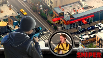 Street Sniper Fps Shooting