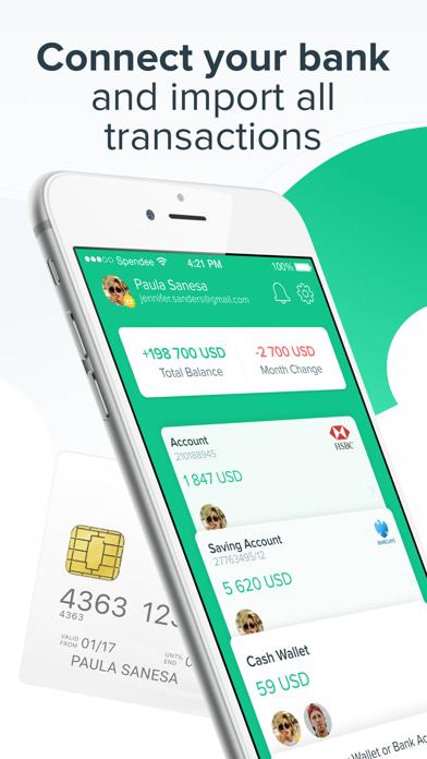 Spendee Budget & Money Tracker | App Price Drops