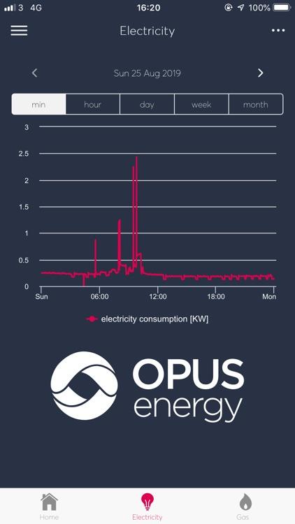 My Smart Energy screenshot-3
