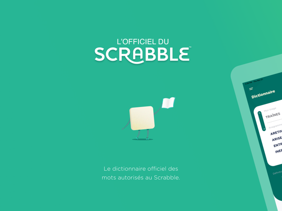 Officiel du SCRABBLE®