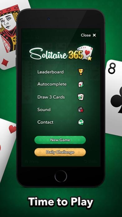 Solitaire⁺ Screenshot