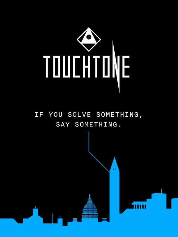 TouchTone™ Screenshots