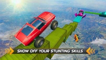 Impossible Ramp Driving Stuntsのおすすめ画像3