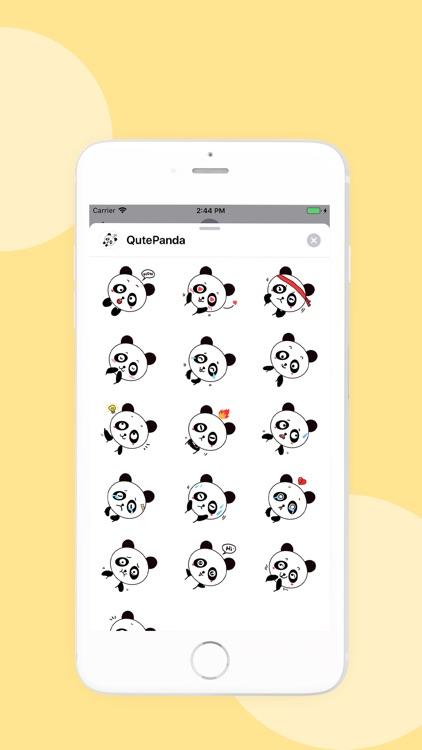 Qute Panda