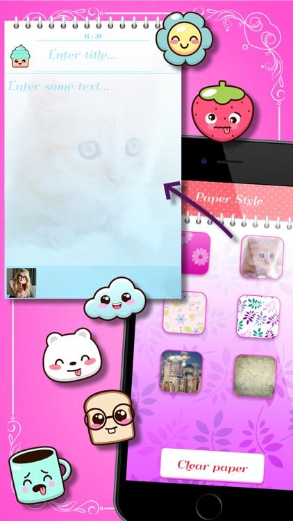 Talia: Secret Diary App screenshot-4