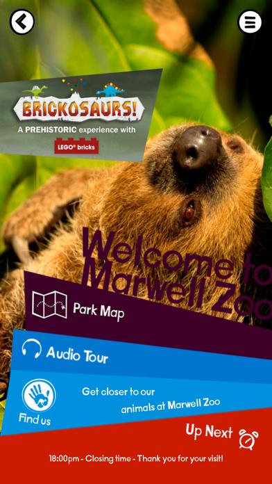 Marwell Zoo screenshot two