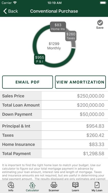 Summit Mortgage screenshot-3
