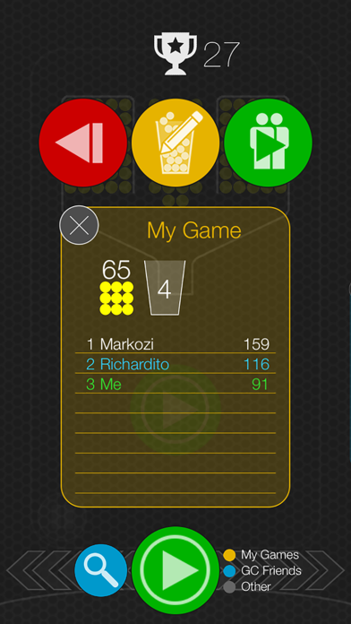 Screenshot of 100 Balls4