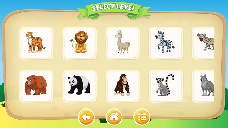 Animal Games for 3 4 year olds screenshot-7