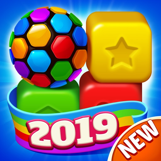 Toy Brick Crush - Tapping Game iOS App