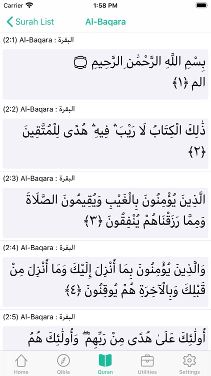 Muezzin - Salat, Qibla, Quran screenshot-6