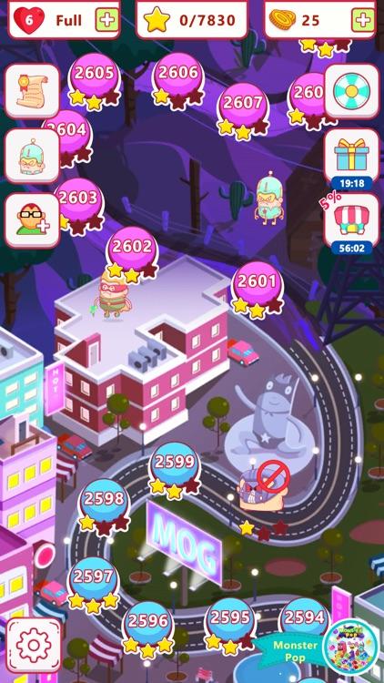Dream Pop - Bubble Shooter screenshot-3