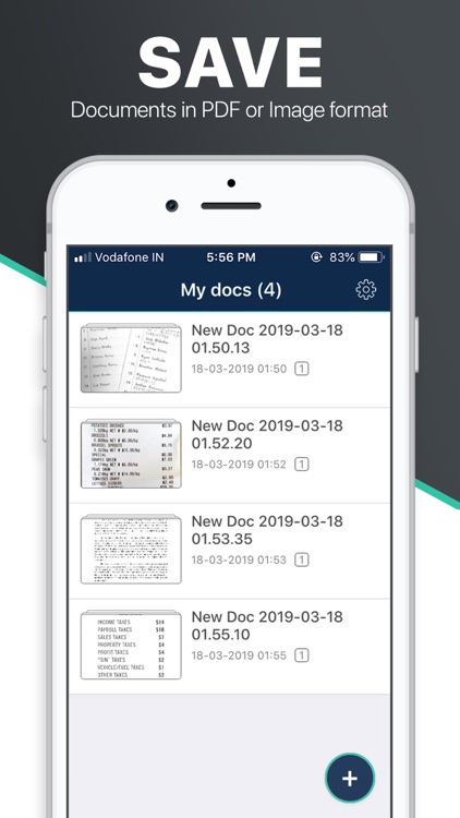 Document Scanner App- PDF Scan screenshot-4