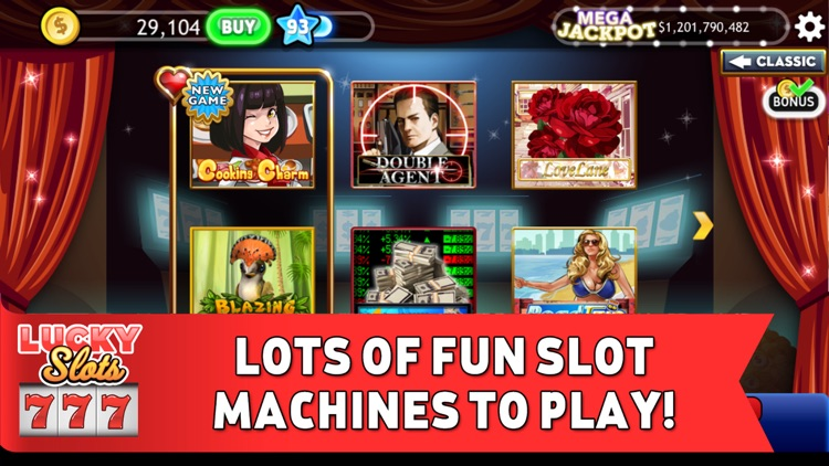 Lucky Slots: Vegas Casino screenshot-2