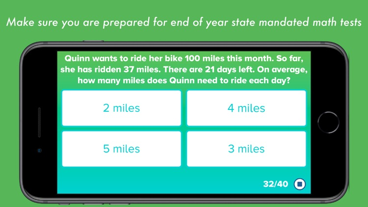 8th Grade Math Testing Prep screenshot-3