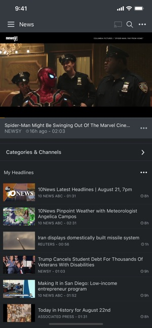 ‎Plex Screenshot