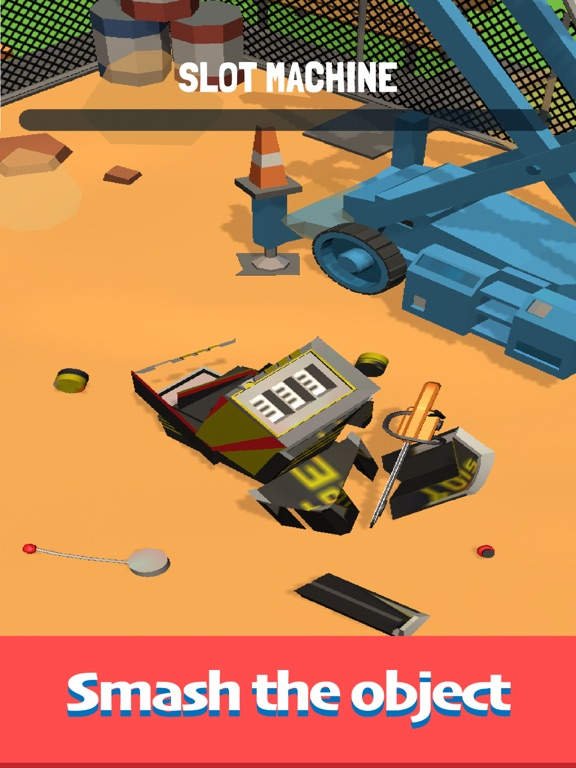 iPad Image of Drop & Smash