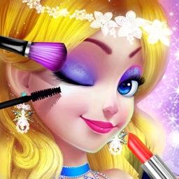 公主游戏  - 女生化妆换装游戏