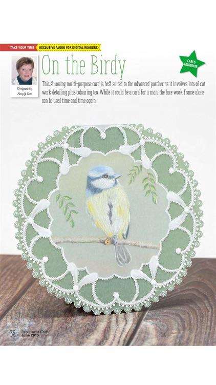 Parchment Craft Magazine screenshot-5