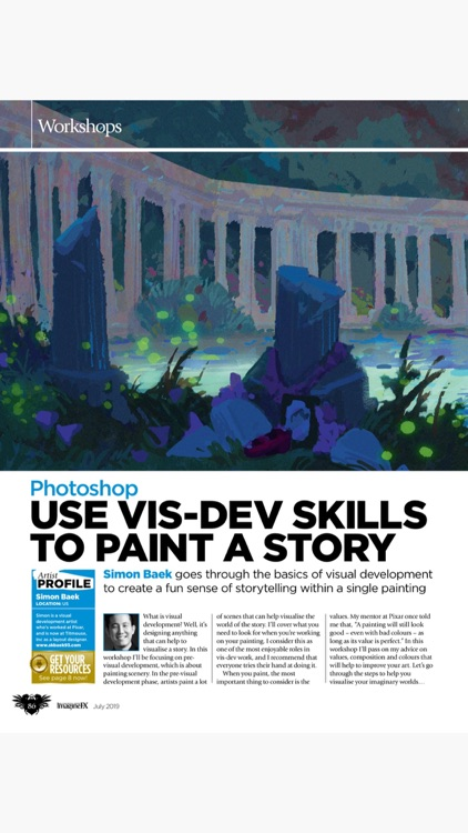 ImagineFX screenshot-8