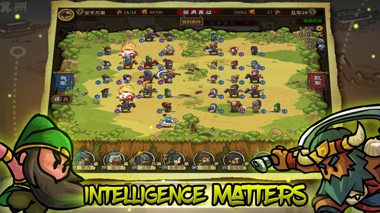 Mini Warriors: Three Kingdoms screenshot-3