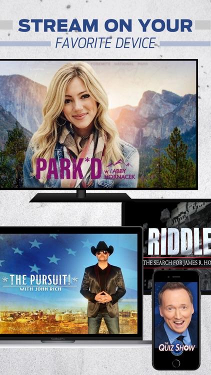 Fox Nation: Celebrate America screenshot-4