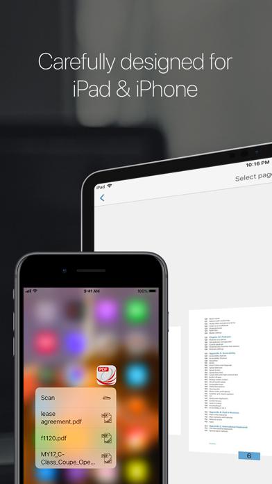 PDF Reader Pro Edition®Screenshot von 9