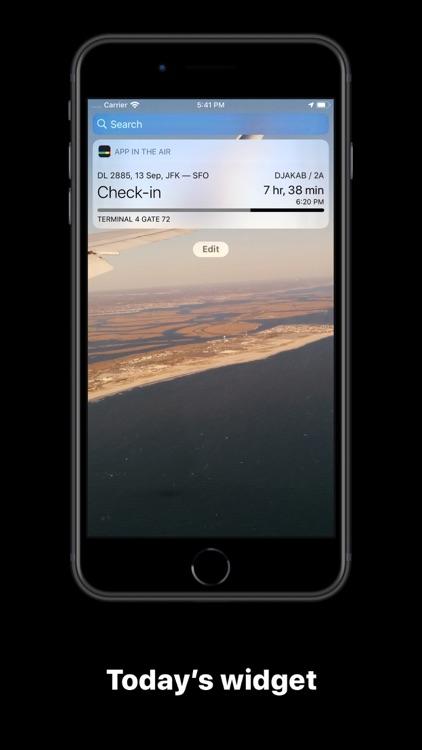 App in the Air screenshot-9