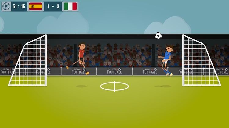 Soccer Is Football screenshot-4
